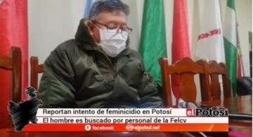 Reportan intento de feminicidio en Potosí