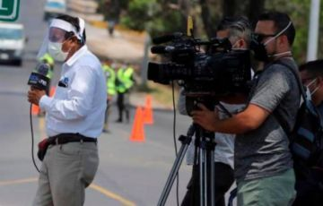 En el mundo, 127 periodistas murieron por coronavirus, muchos en Latinoamérica