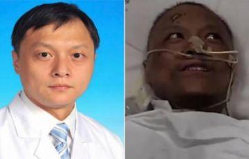 Muere médico cuya piel se oscureció tras contraer el coronavirus en China