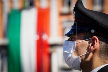 Italia registra 55 fallecidos y 318 nuevos contagios de COVID19 en 24 horas