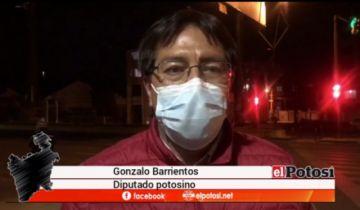 Reactivos para el laboratorio están camino a Potosí