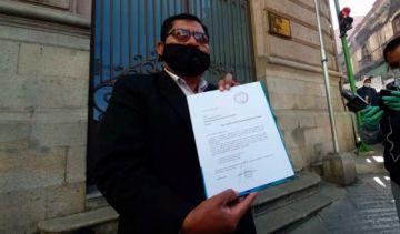 De la Cruz urge al Gobierno a impulsar la extradición de Goni, Sánchez Berzaín y Evo