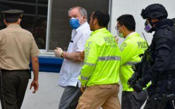 Detienen al expresidente Bucaram en vasta redada por corrupción en Ecuador