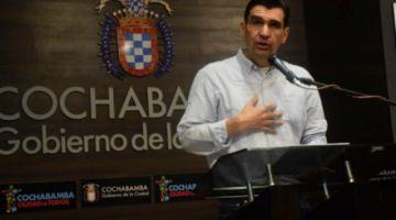 Leyes renuncia al cargo de alcalde de Cochabamba
