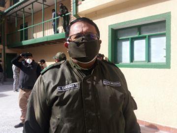Más de 50 ciudadanos fueron aprehendidos por infringir la cuarentena