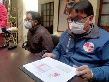 Potosí suma nueve casos de COVID-19 y cifra global llega a 107