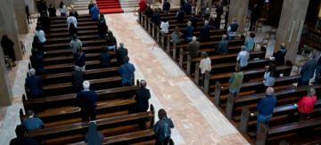 Gobierno anula el permiso de funcionamiento para iglesias y templos durante la cuarentena