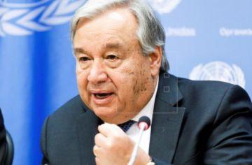 Guterres pide que se dé a la naturaleza el lugar que merece tras la pandemia