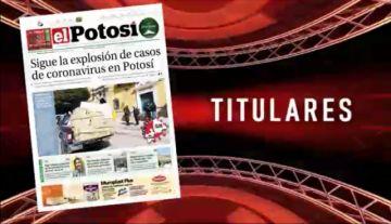 El Potosí está nuevamente en las calles de su ciudad