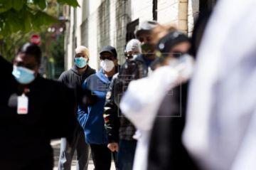 Nuevo mínimo de muertes por coronavirus en Nueva York con 35 decesos