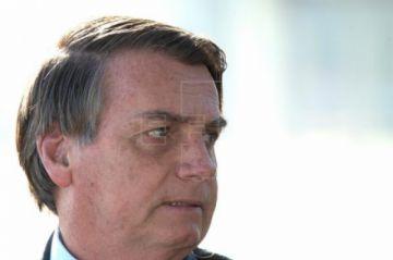 Bolsonaro amenaza con retirar a Brasil de la OMS a ejemplo de Estados Unidos