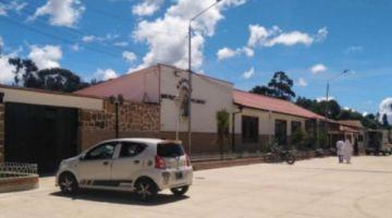 Paciente positivo de COVID-19 escapa de un hospital de Sucre