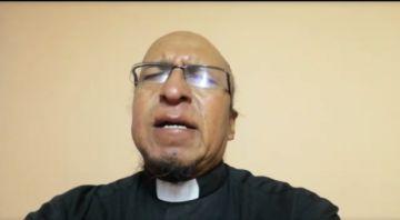 El padre Miguel Albino comparte  su oración para este sábado