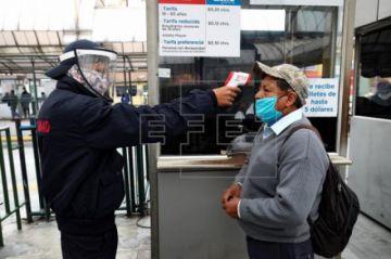 Ecuador reporta 3.621 muertes por COVID-19, sin nuevos decesos en Guayaquil