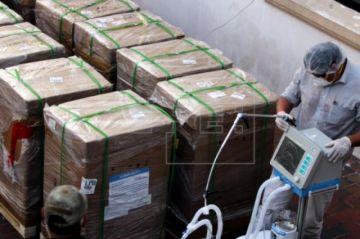 Distribuidor IME acepta auditoría del BID a la compra de respiradores
