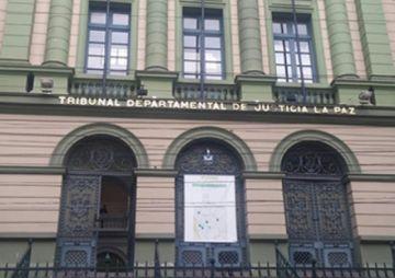 En La Paz los juzgados se abren a partir de este lunes de manera intercalada