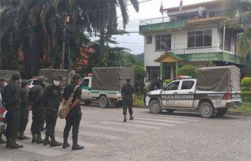 Gobierno decide cerrar salida de gente desde el Trópico hacia Cochabamba y Santa Cruz