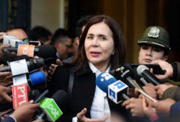 """Cancillería acusa a Evo Morales de buscar la """"desestabilización"""" de Bolivia"""