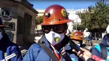 Cooperativas mineras de Potosí retoman sus labores