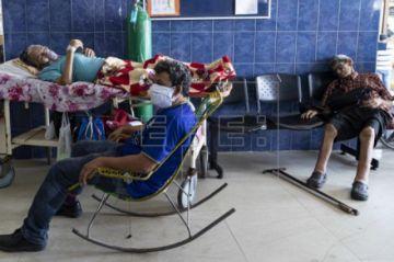 El impacto del COVID-19 disminuye en la capital de la Amazonía peruana