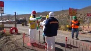 Reinician obras de construcción del aeropuerto internacional de Potosí