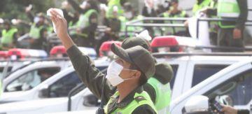 Tres policías mueren afectados por el coronavirus en menos de 48 horas en Santa Cruz
