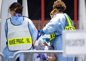 EE.UU. supera los 112.800 muertos y roza los dos millones de casos de COVID-19