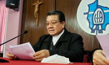 Iglesia observa que ideologías ciegas de poder inducen a arriesgar la vida