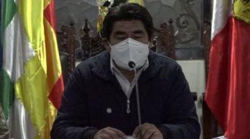 COED mantiene la emergencia e informa del alto riesgo de Potosí, Uncía y Llallagua