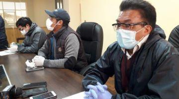 """Llallagua pide """"auxilio"""" y declarará """"desastre sanitario"""" por la COVID-19"""