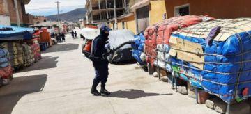 Este fin de semana no abrirán los mercados en Potosí
