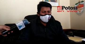 Presidente de la ALD de Potosí pide garantías para los asambleístas