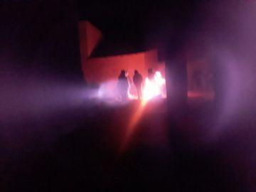 Asambleísta denuncia que le quemaron su casa