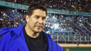 """Claure oficializó proyecto """"Unidos por el Fútbol"""" con la ausencia de la FBF"""