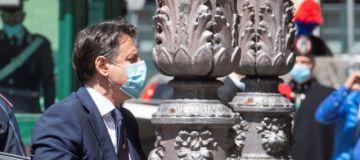 El primer ministro italiano responde ante la Fiscalía por la pandemia