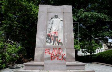 Las protestas en EE.UU. alimentan la lucha contra los simbolos racistas