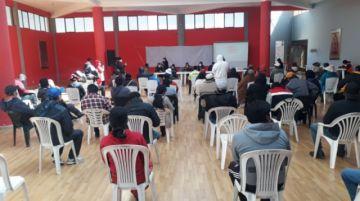 El COEM se reúne en Potosí para definir medidas ante el COVID-19