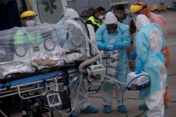 Chile roza los 7.000 casos diarios y anuncia un próximo ajuste en el conteo de muertos