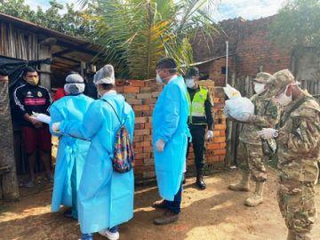Beni se acerca a los 3.000 contagios y Trinidad el mayor foco del COVID-19