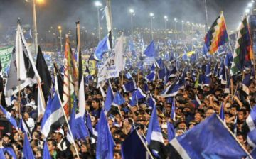 MAS teme ser proscrito y exige elecciones el 6 de septiembre