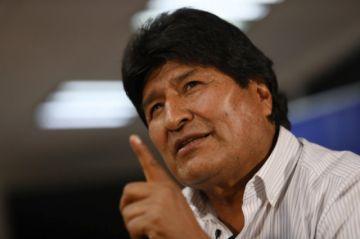 Evo Morales asegura que Jeanine Áñez busca prorrogar su mandato