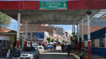 Villazón se cierra hoy y mañana contra la COVID-19