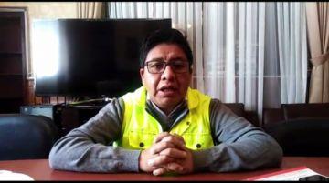 Alcalde ve acuerdo entre UN y MAS en intento de destituirle