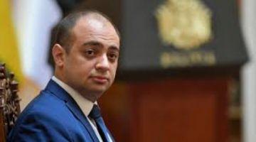 Mohammed Mostajo recibe licencia de la Cancillería y Longaric asegura que desconoce su paradero