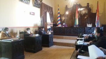 Comenzó la sesión para elegir nueva alcaldesa o nuevo alcalde