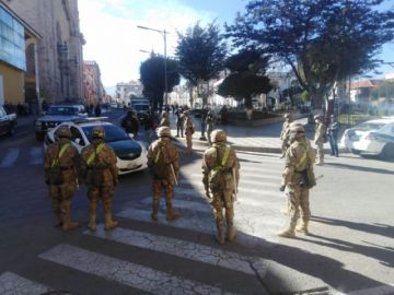 Operativo conjunto está en las calles para hacer cumplir cuarentena rígida