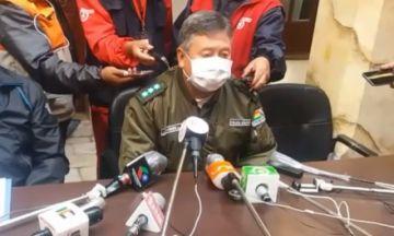 Descartan que policía accidentado sea sospechoso de coronavirus