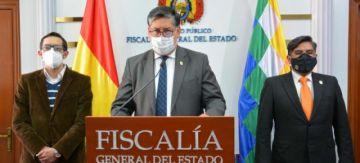 Fiscalía solicita cooperación jurídica a Brasil en el caso gases lacrimógenos