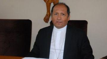 DIRECTO: Posesionan a Monseñor Ricardo Centellas como Arzobispo de Sucre