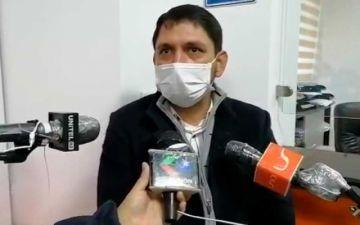 Viceministro formaliza denuncia contra el fiscal general por delitos de corrupción